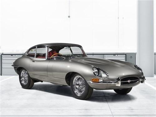 Новый старый Jaguar