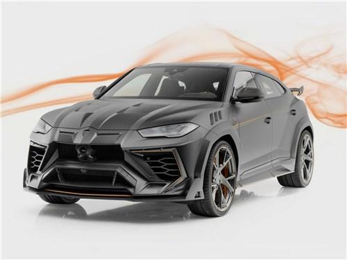 Mansory | Lamborghini Urus вид спереди