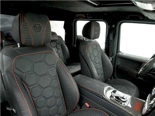 Mansory   Mercedes-AMG G 63 салон