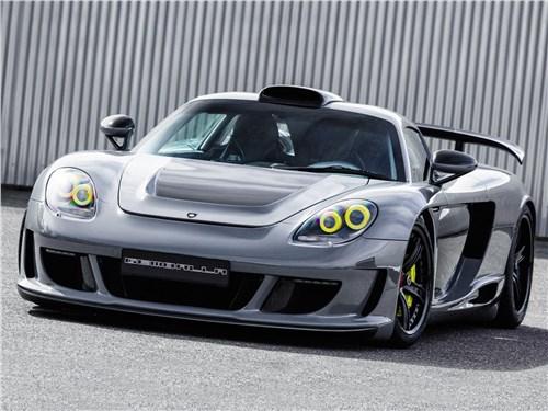 Gemballa | Porsche Carrera GT вид спереди
