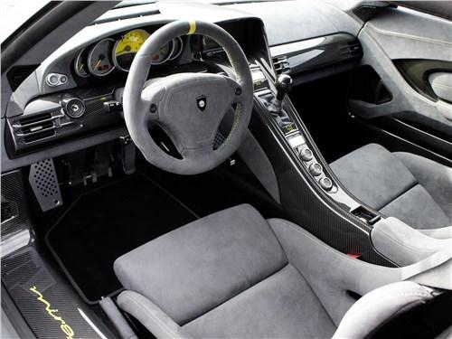 Gemballa | Porsche Carrera GT салон