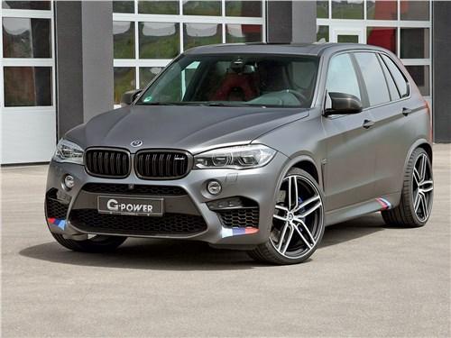 G-Power | BMW X5 M вид спереди