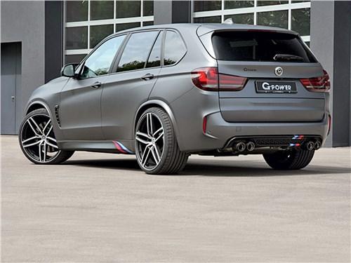 G-Power | BMW X5 M вид сзади