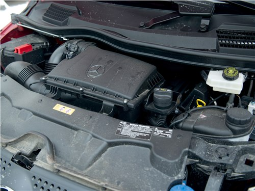 Mercedes-Benz Vito 2015 двигатель