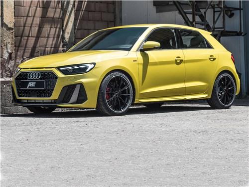 ABT Sportsline |Audi A1 Sportback вид спереди