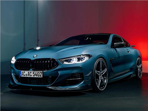 AC Schnitzer | BMW 8-й серии вид спереди
