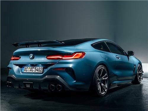 AC Schnitzer | BMW 8-й серии вид сзади