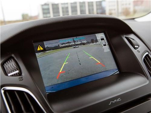 Предпросмотр ford focus 2014 монитор