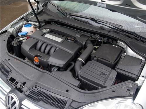 Volkswagen Jetta 2008 двигатель