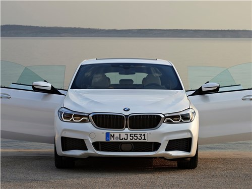 BMW 6 series - bmw 6-series gran turismo 2018 gt и немного нервно