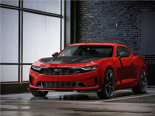 Новость про Chevrolet Camaro - Chevrolet Camaro