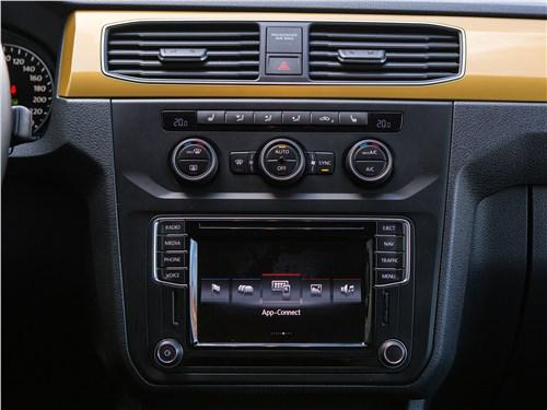 Предпросмотр volkswagen caddy family maxi 2016 центральная консоль