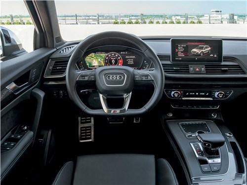 Audi SQ5 3.0 TFSI 2018 салон