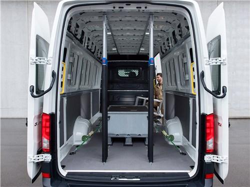 Предпросмотр volkswagen crafter 2017 вид сзади