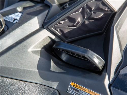 Polaris 800 Switchback XCR 2017 шнуровой стартер