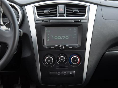 Datsun mi-Do 2017 центральная консоль