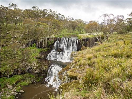 Верхний Эбор – на втором месте в топ-10 самых красивых водопадов Австралии