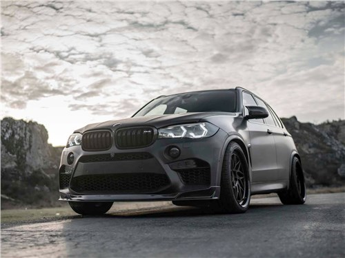 Z-Performance | BMW X5 M вид спереди