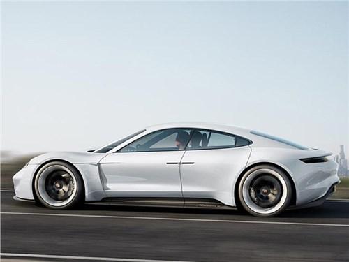 В Porsche определились с ценой первого электромобиля