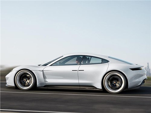 Новость про Porsche - Porsche Mission E