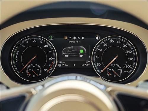 Предпросмотр bentley bentayga hybrid 2019 приборная панель