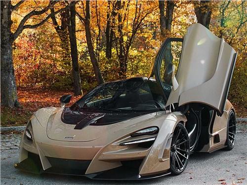 Novitec | McLaren 720S вид спаереди
