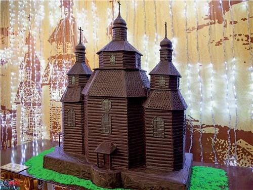 Старинные башни из шоколада – это вам не батончики из магазина…