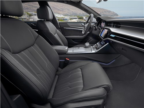 Audi A7 Sportback 2018 передние кресла