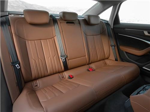 Audi A6 2019 задний диван