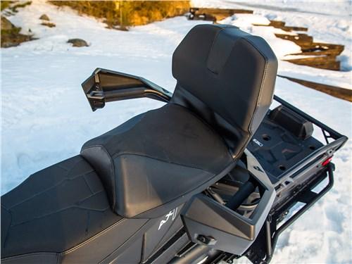 Polaris 800 Titan пассажирское седло