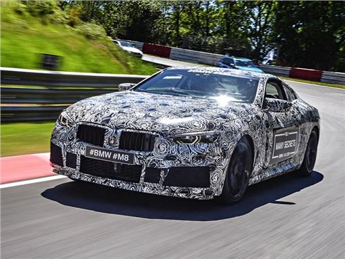 BMW M8 - привод от младшей модели и три кузова