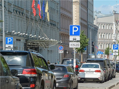 Власти города выступили против ограничения времени парковки