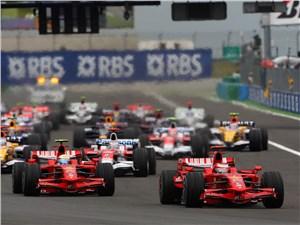 Новость про Toyota - Toyota возвращается в «Формулу-1»