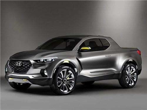 В рядах Kia и Hyundai появится пикап