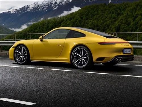 Гибридному Porsche 911 - быть!