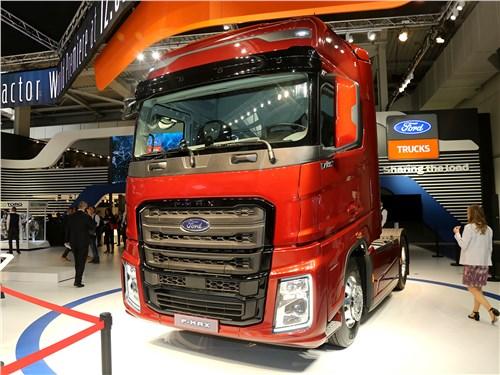 Ford Trucks F-Max