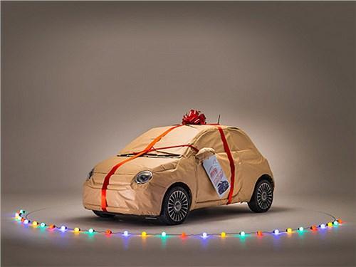 Новость про Fiat - Fiat поможет англичанам к Рождеству