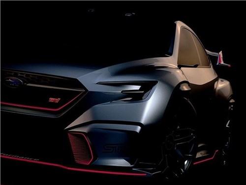 Новость про Subaru WRX STI - Subaru WRX STI S209