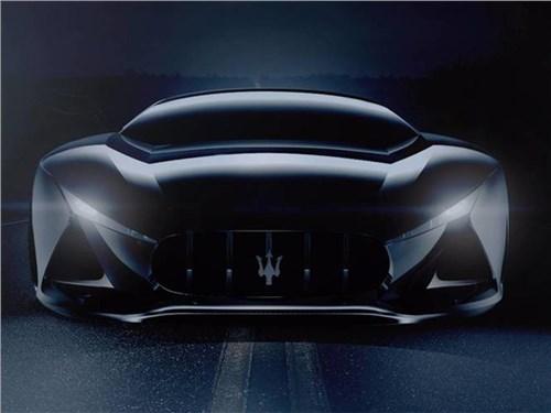Новость про Maserati - Maserati Alfieri