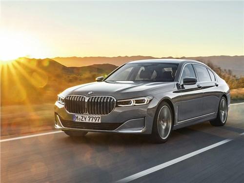 Новость про BMW 7 series - BMW 7 series 2020