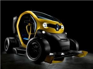 Новость про Renault - Renault Twizy Sport F1 концепт