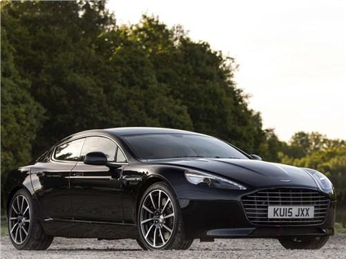Новость про Aston Martin Rapide - Aston Martin Rapide E