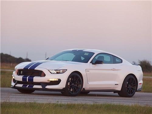 Hennessey | Ford Mustang вид спереди