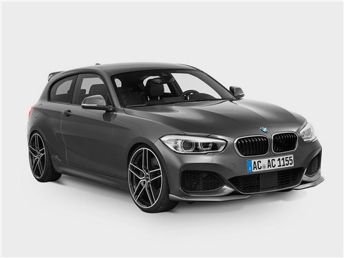 AC Schnitzer | BMW 1-й серии вид спереди