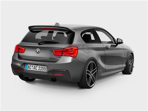 AC Schnitzer | BMW 1-й серии вид сзади