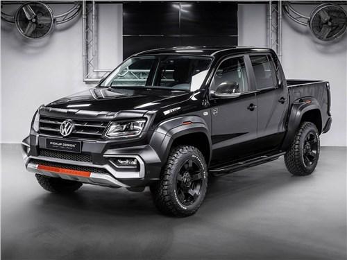 Carlex Design | Volkswagen Amarok вид спереди