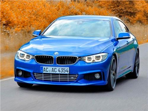 AC Schnitzer | BMW 4-й серии Gran Coupe вид спереди