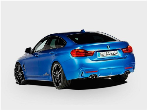 AC Schnitzer | BMW 4-й серии Gran Coupe вид сзади