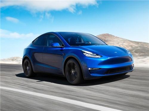 Новость про Tesla Motors - Tesla Model Y 2020