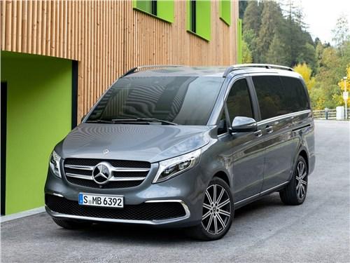 Mercedes-Benz V-Class (микроавтобус)